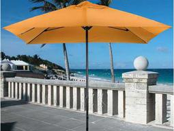 Dayva Newport 11' Square Aluminum Easy Slide Lift Umbrella