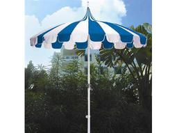 Dayva Pagoda 8.5' Round Aluminum Crank Umbrella