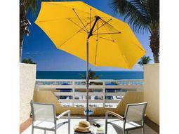 Dayva Monterey Deluxe 9' Octagon Aluminum Crank Tilt Umbrella