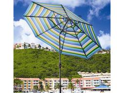 Dayva Monterey 7.5' Octagon Aluminum Crank Tilt Umbrella