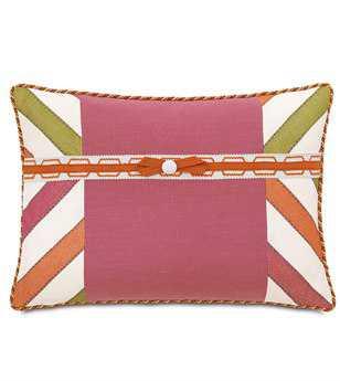 Eastern Accents Caroline Breeze Bloom Insert Pillow