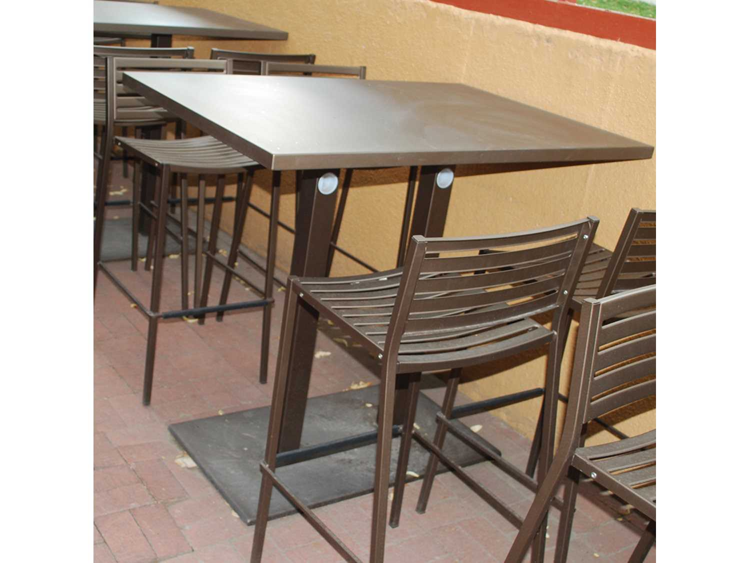 Emu Segno Steel Stacking Bar Stool Sold In 4 264