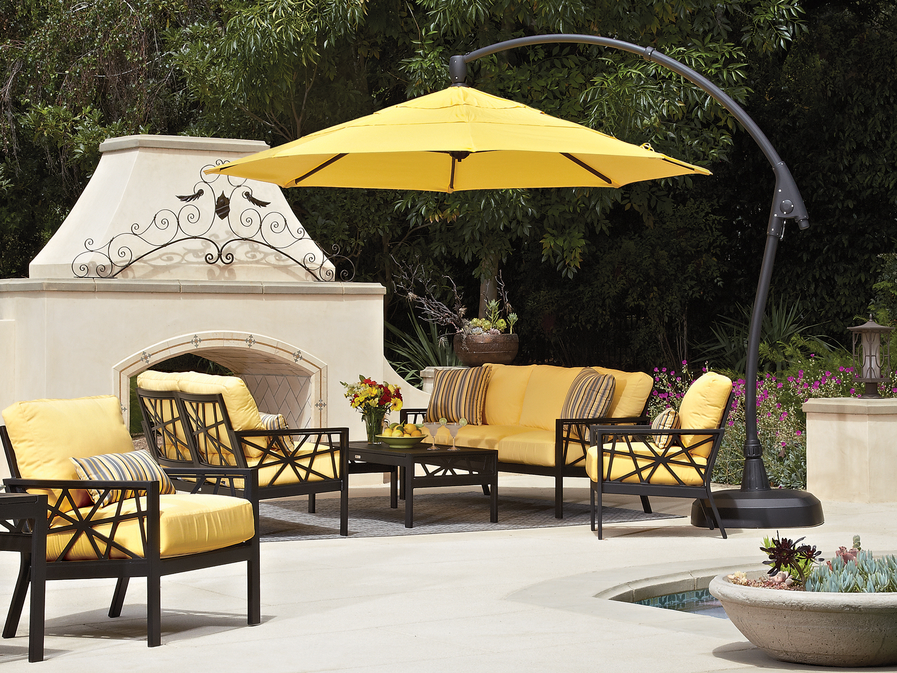 Discount Patio Umbrellas also South Shore 384609X furthermore Vatican By Dominique Chivot Assouline moreover English Style Estate Traditional Living Room Los Angeles besides Patio Lounge Chairs Canada. on garden treasures bar chairs