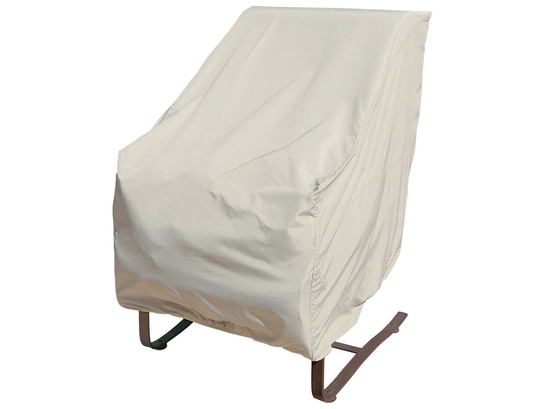 Treasure Garden High Back Chair Cover