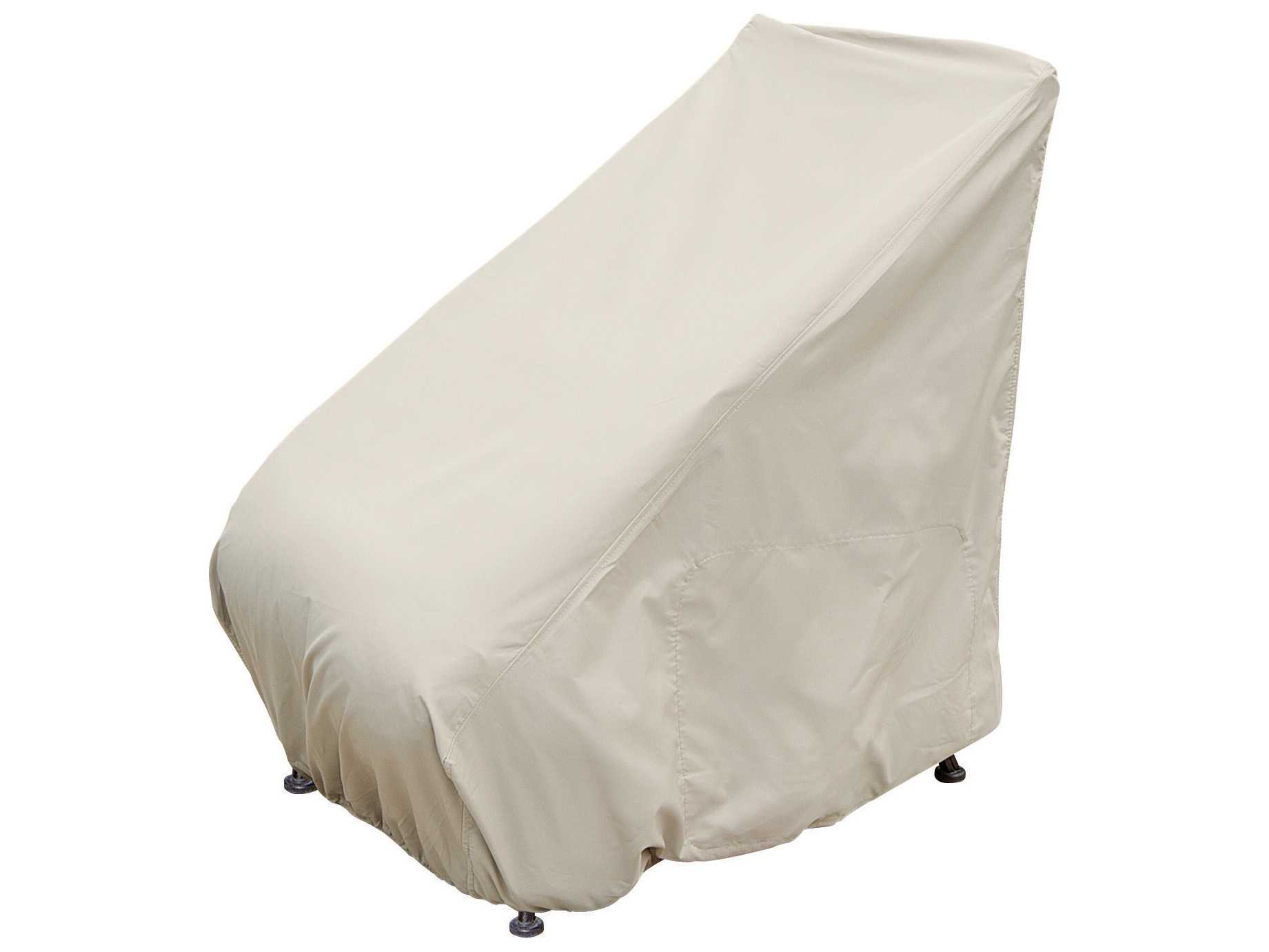 Treasure garden recliner chair cover cp113 for Treasure garden patio furniture covers