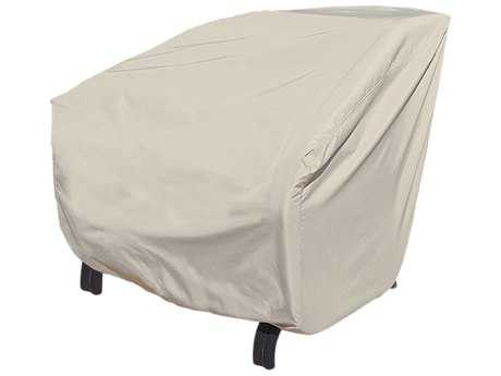 Treasure garden small chaise lounge cover cp121s for Treasure garden patio furniture covers