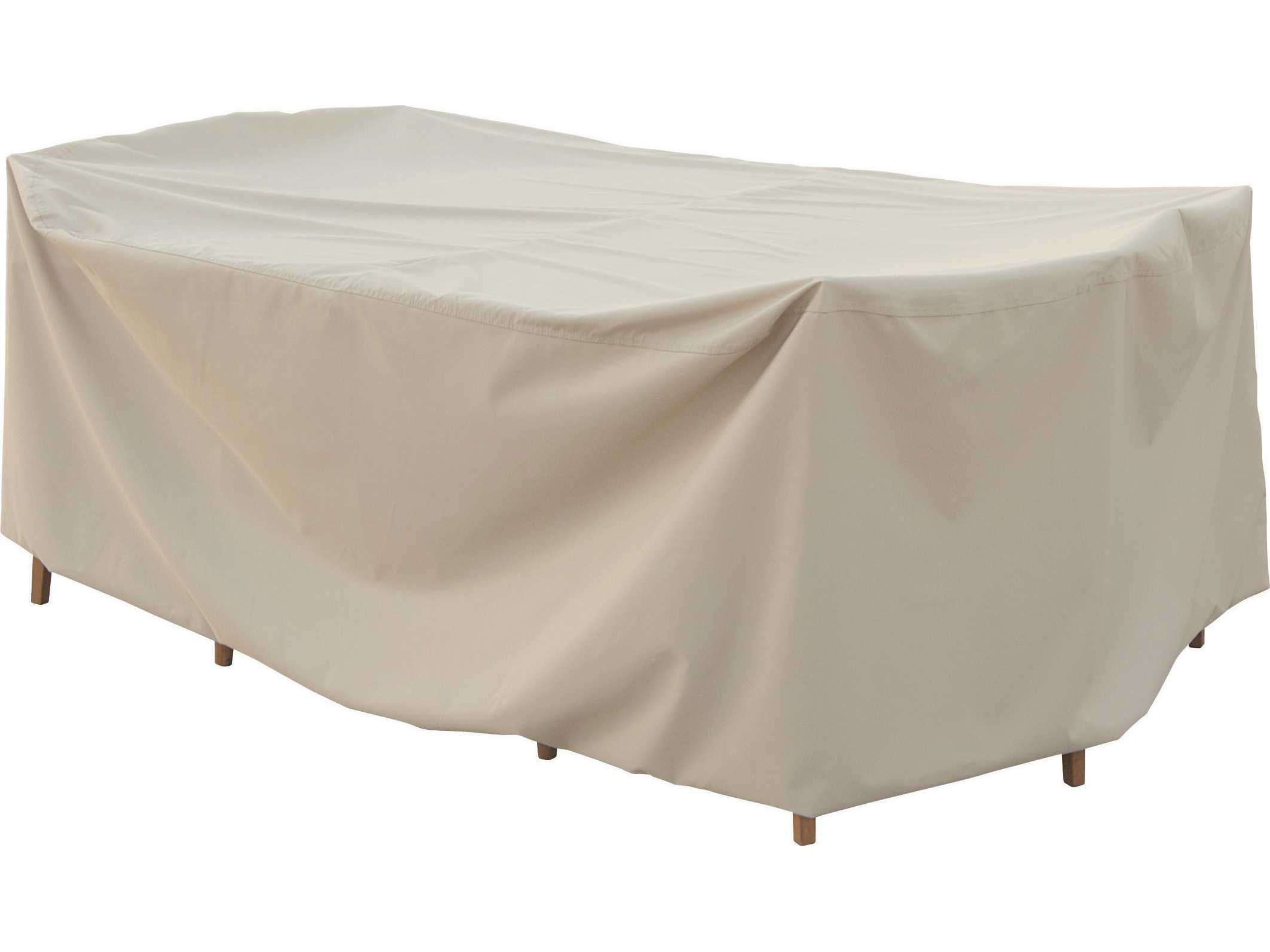 Treasure Garden Small Oval Rectangle Table & Chairs Cover
