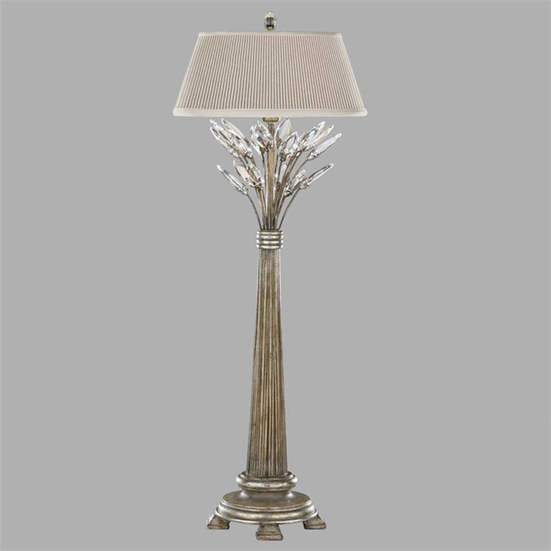 Fine art lamps crystal laurel 752815st buffet lamp 752815st