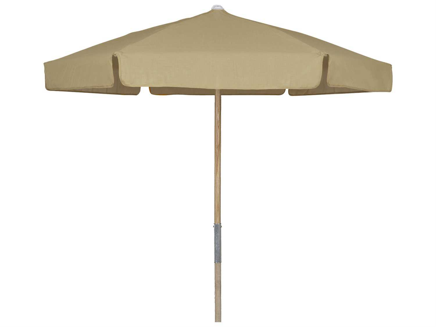 Countertop Umbrella Holder : umbrellas beach quick ship 7 5 foot wide push up lift umbrella ...