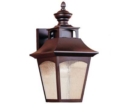 Feiss Homestead Oil Rubbed Bronze Outdoor Wall Light