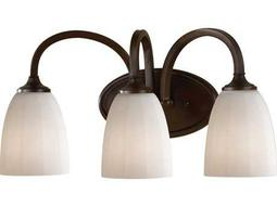 Feiss Perry Heritage Bronze 26 Wide Five Light