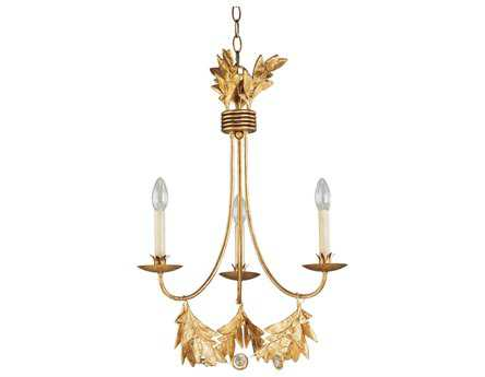 Flambeau Sweet Olive 3-Light 20 Wide Chandelier
