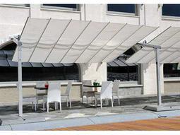 FIM Flexy Aluminum 10' x 16' Rectangular Offset Umbrella
