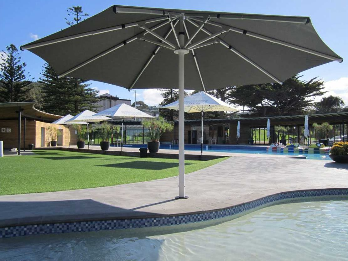 Frankford Umbrellas In Ground Mount For Nova Giant