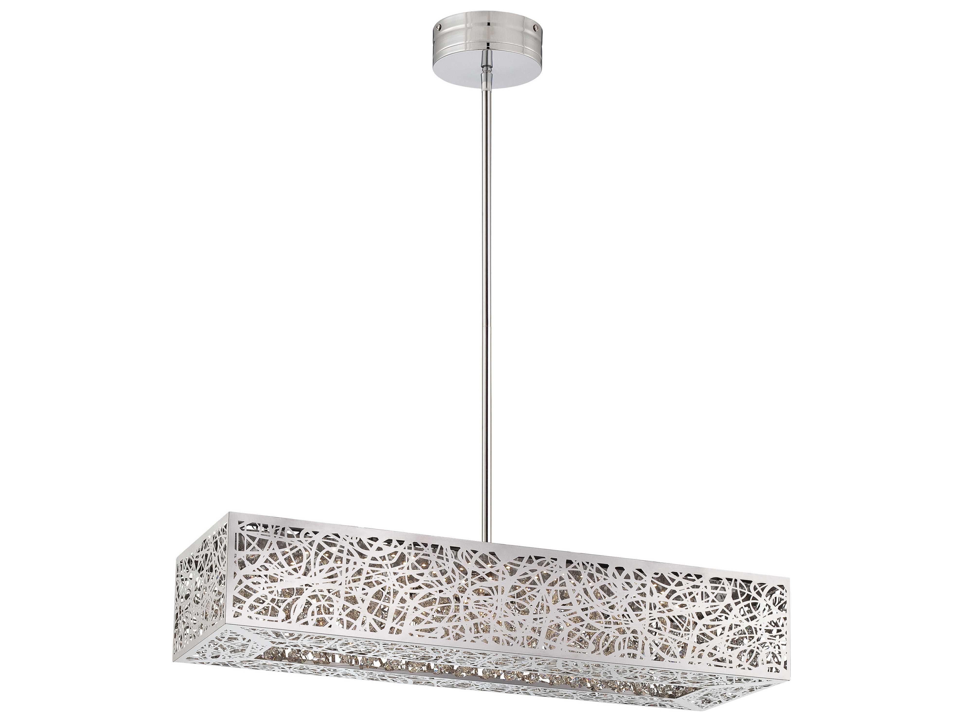 george kovacs hidden gems chrome long led island. Black Bedroom Furniture Sets. Home Design Ideas
