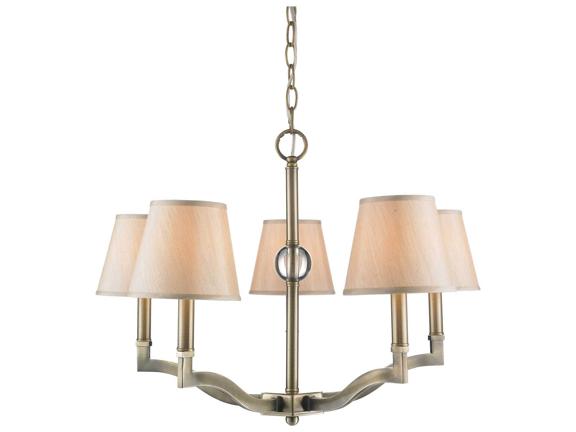 Waverly Chandelier Shades