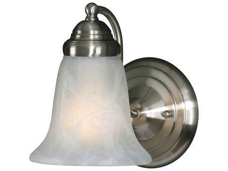 Golden Lighting Centennial Pewter Wall Sconce with Marbled Glass