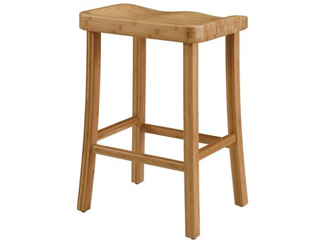 Greenington Tulip Caramelized Counter Height Stool (Sold in 2)
