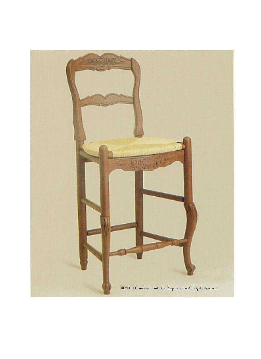 Habersham Country French Counter Stool 43 2000