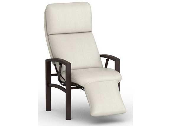 Homecrest Havenhill Cushion Aluminum Comfort Recliner 4A310