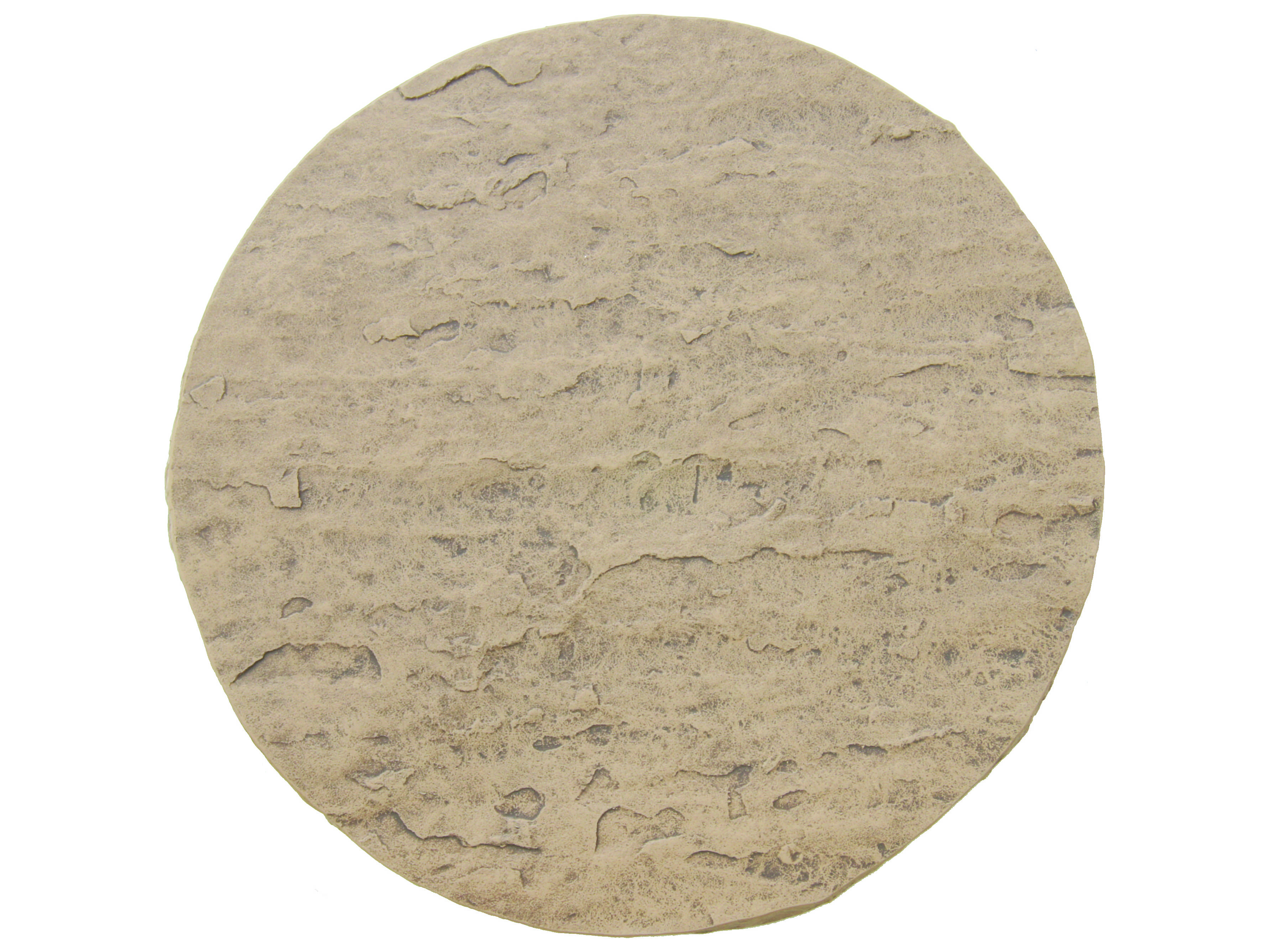 Homecrest sandstone 24 round table top c0024rss for Outdoor round table tops for sale