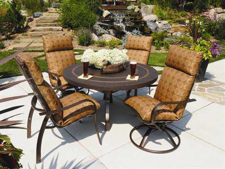 Homecrest holly hill collection for Homecrest patio furniture