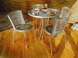 Steel Dining Sets