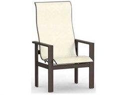 Homecrest Elements Quick Ship Aluminum High Back Dining Chair