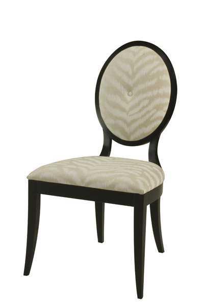Henkel Harris Oval Back Side Chair