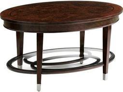 Hekman Copley Place 42 X 30 Oval Coffee Table 2 2500