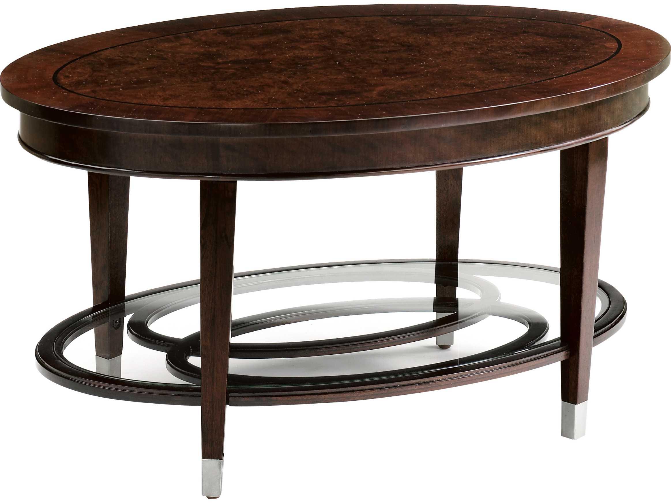 Hekman Paris 38 X 24 Oval Coffee Table 1 1201