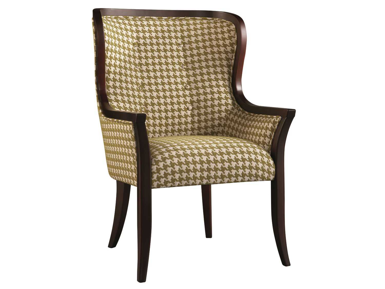 Hekman upholstery by woodmark annabelle accent chair 1752 for Annabelle chaise