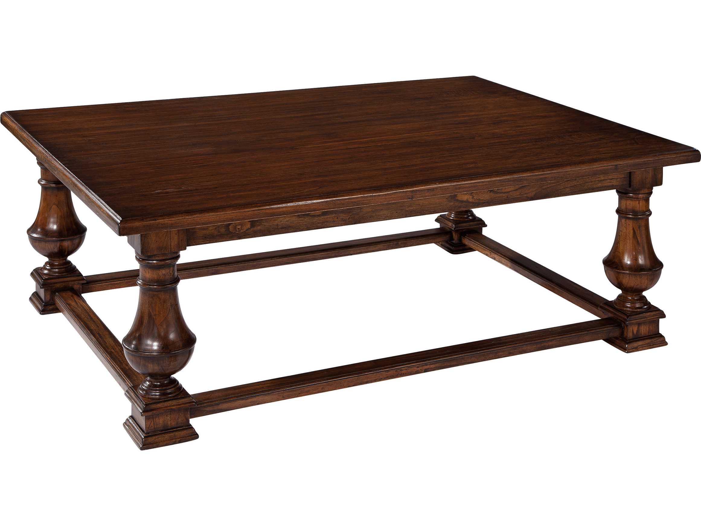 Hekman Accents Platform Coffee Table 2 7280