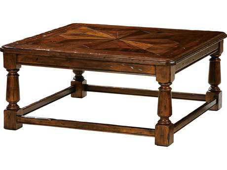 Hekman Rue De Bac 48 Square Coffee Table 8 7203