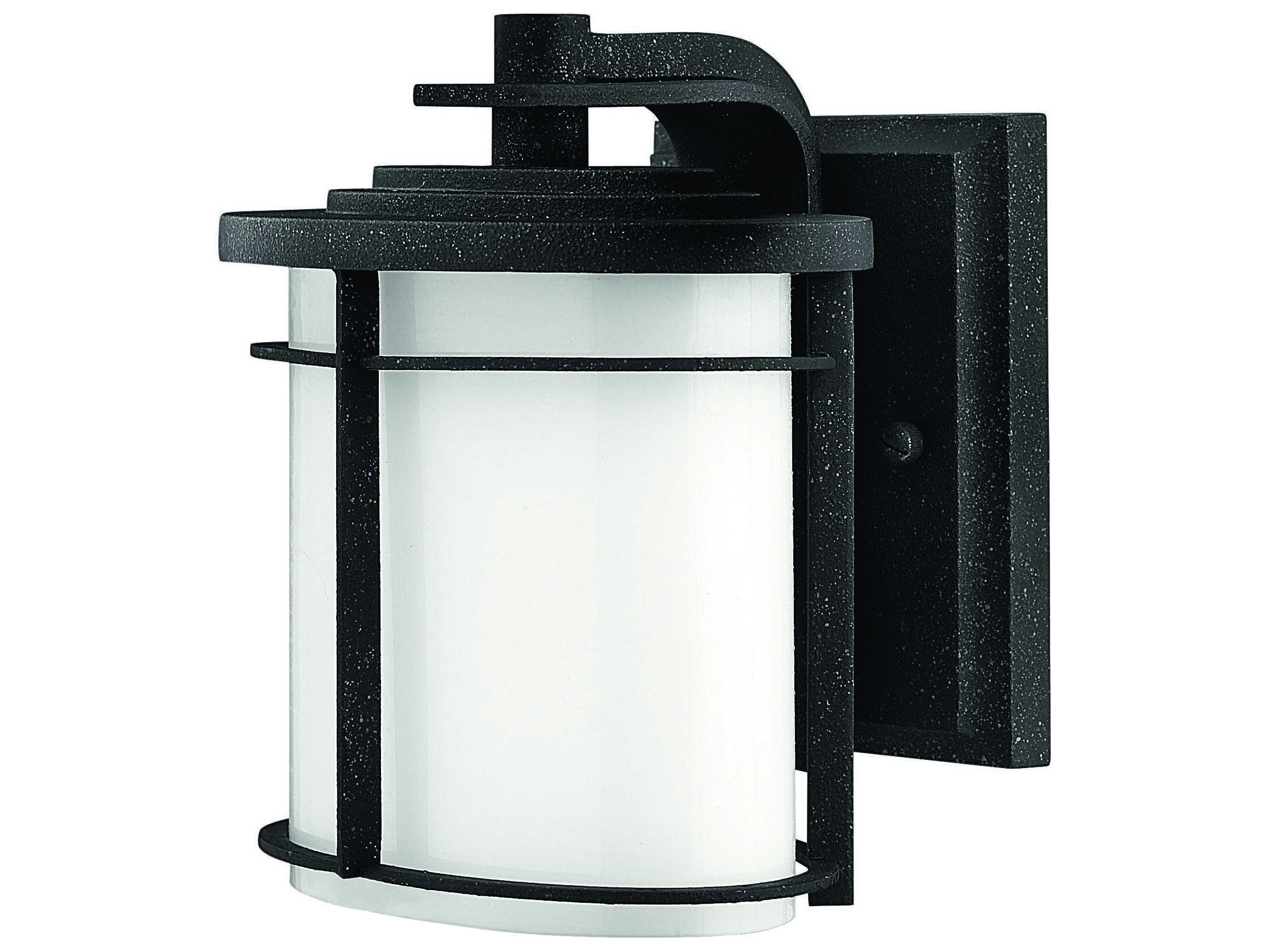 Hinkley Lighting Ledgewood Vintage Black LED Outdoor Wall Light 1126VK-LED