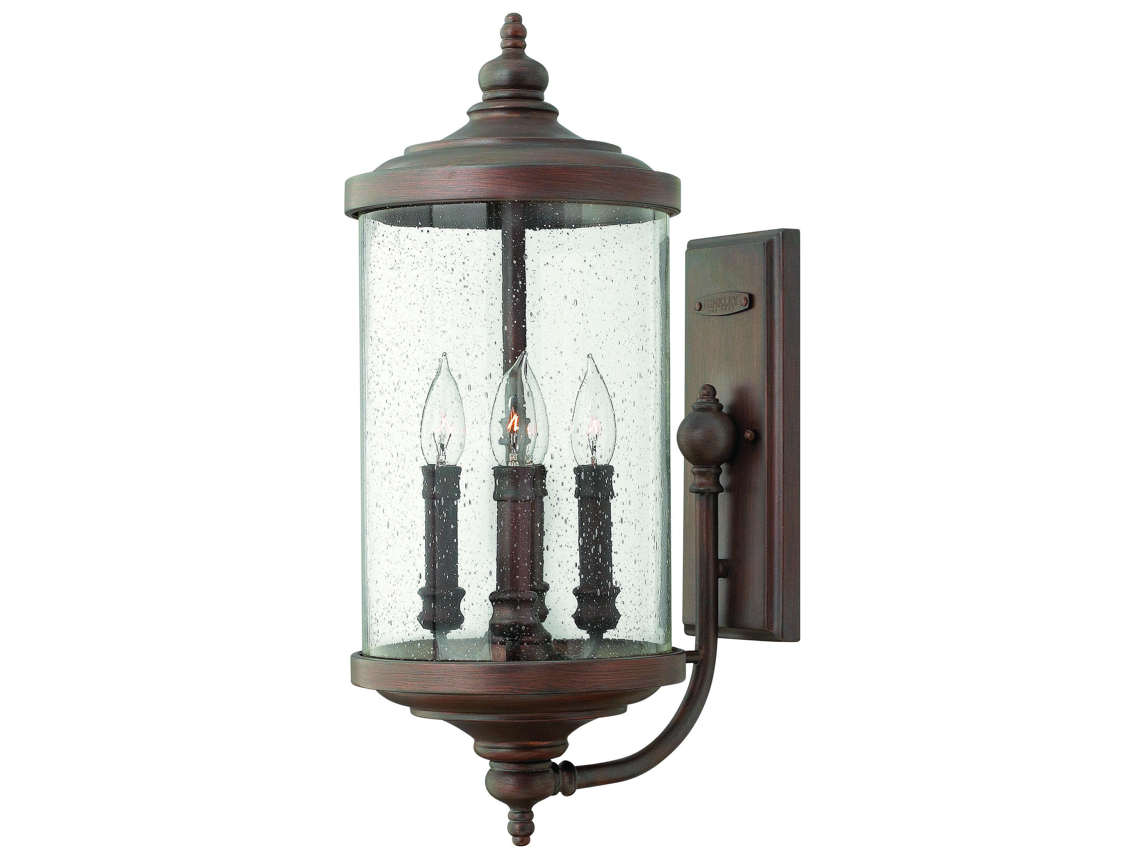 hinkley lighting barrington victorian bronze four light
