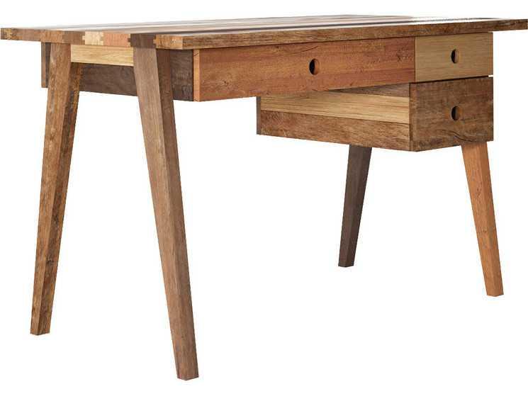 Ion Design Brooklyn Reclaimed Hard Wood Three Drawer 51