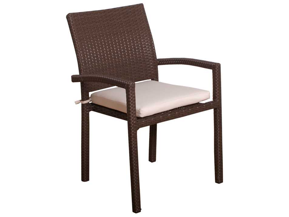 international home miami atlantic wicker liberty dining arm chair 4