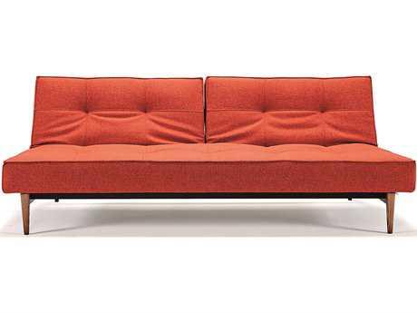 Innovation Dublexo Stainless Steel Leg Sofa Bed Begum Grey - 94-741050505-8-2