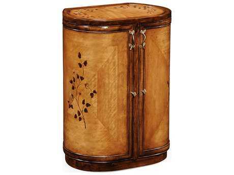 Jonathan Charles Art Nouveau Light Walnut Dresser