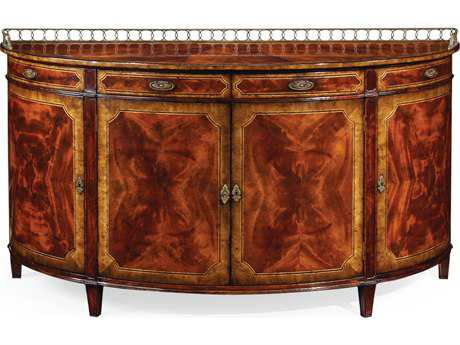 Jonathan Charles Buckingham Medium Antique Mahogany 71.75 x 24.75 Buffet