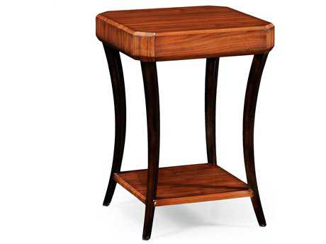 Jonathan Charles Santos collection Santos Rosewood Satin End Table