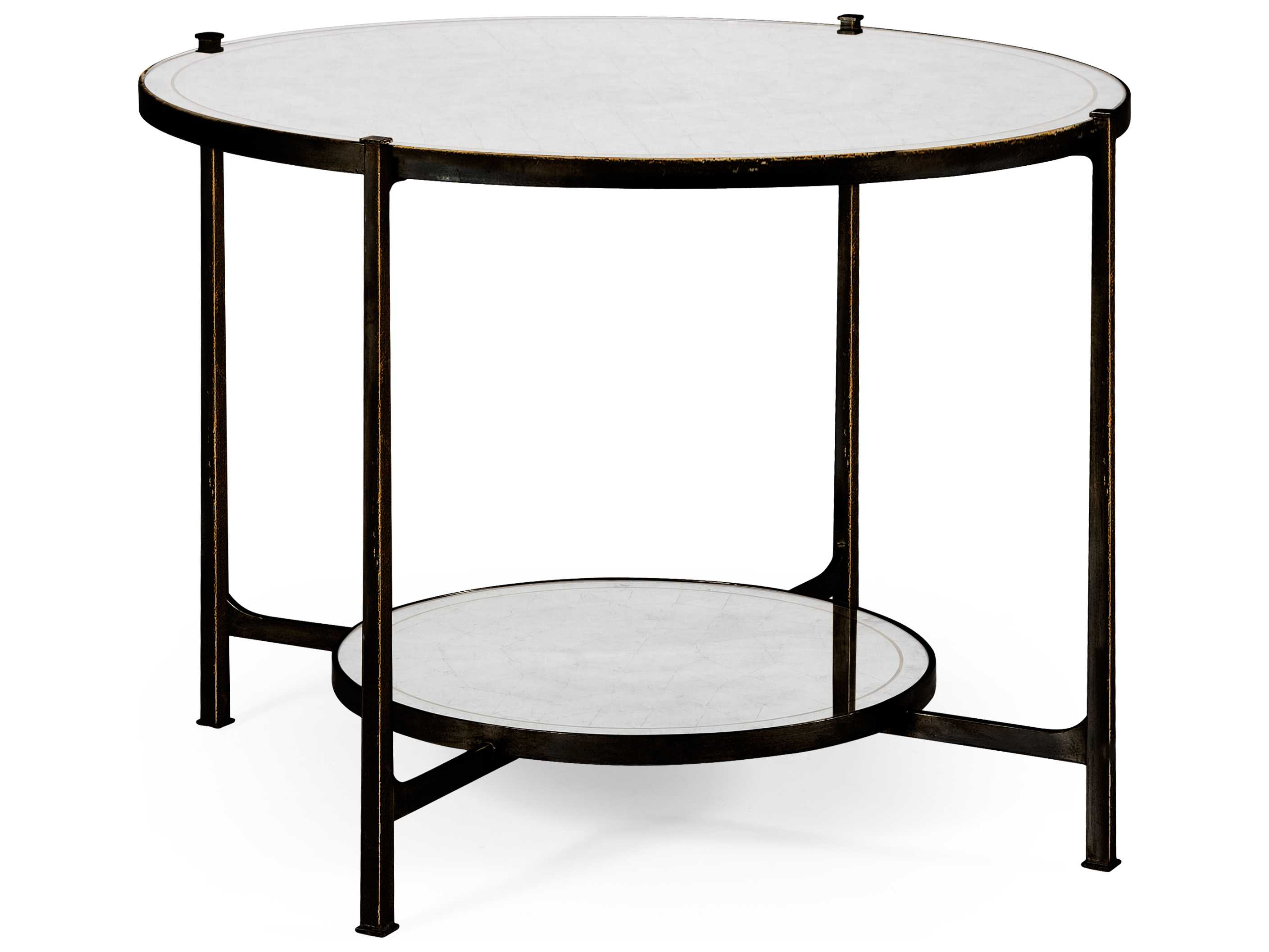 Metal Foyer Table : Jonathan charles luxe antique bronze finish on metal