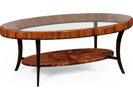 Jonathan Charles Santos collection Santos Rosewood High Lustre Coffee Table