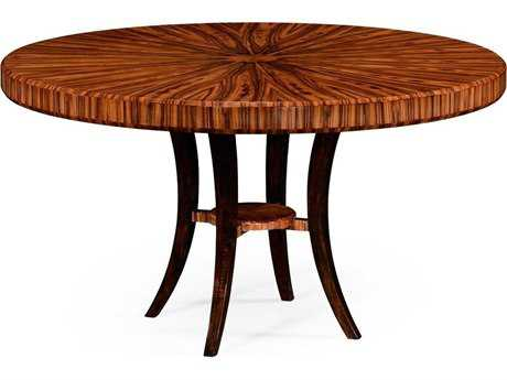Jonathan Charles Santos collection Santos Rosewood High Lustre Casual Dining Table