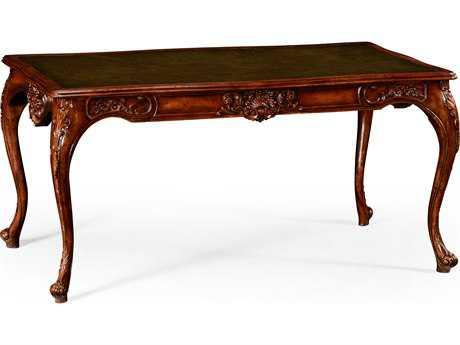 Jonathan Charles Buckingham Medium Antique Mahogany Conference Desk