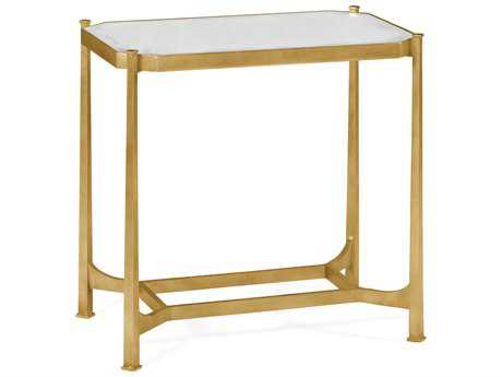 Jonathan Charles Luxe collection Gilded Iron End Table
