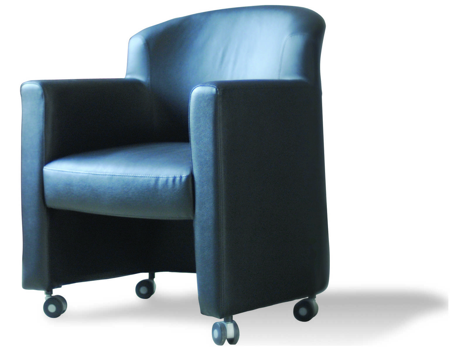 Jesper Office Ulla Black Conference Chair 5284