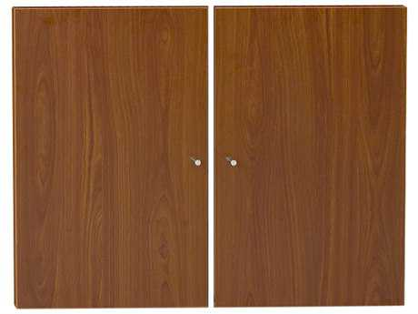 Jesper Office 100 Collection Cherry Doors for Bookcase