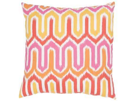 Jaipur Rugs Veranda Cloud Dancer Square Pillow